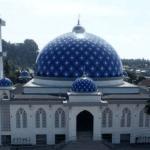 Kubah Masjid Enamel Pidie Jaya